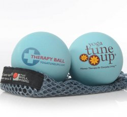 Yoga Tune Up Therapy Ball Pair