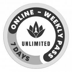 Online Unlimited Weekly Pass
