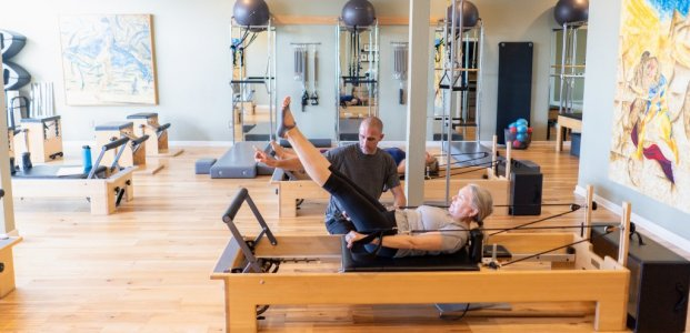 Pilates Studio in Long Beach, CA
