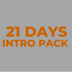 21 Day Intro Pass