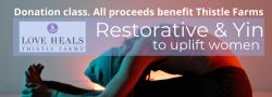 Restorative & Yin to Uplift Women