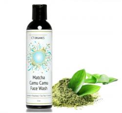 CT Organics Matcha Camu Camu Face Wash