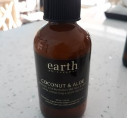 Earth Philosophy - Coconut & Aloe
