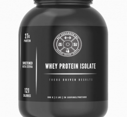 Get Enhanced - Protein Whey Isolate