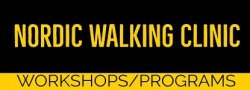 Nordic Walking Clinic - Feb-Mar 2020