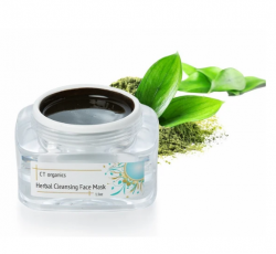 CT Organics Herbal Cleansing Face Mask