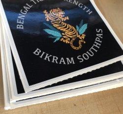 Bikram SouthPas Sticker