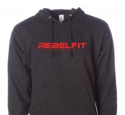 Rebel Fit - iREBELSTRONG Black Sweater