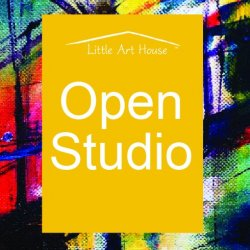 "Open Studio ""Lunch Break and Create"" // SINGLE CLASS"