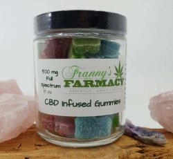 Franny's Farmacy CBD Gummies
