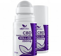 MT Rapid Cooling Cream Roll-on (250 MG)