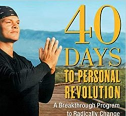BOOK PURCHASE - 40 DAYS TO PERSONAL REVOLUTION