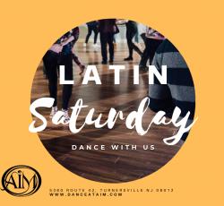 Latin Saturday - 1 Ticket