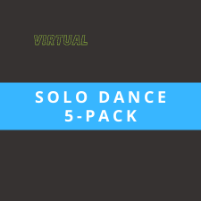 Virtual Solo Classes - 5 pack