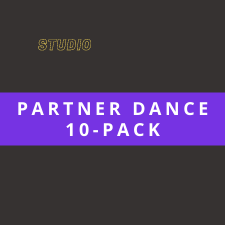 Partner Dance 10-Session Package