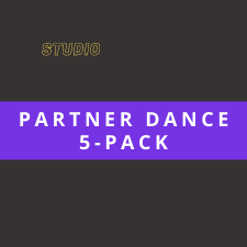 Partner Dance 5-Session Package