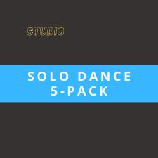 Studio Solo Class - 5 Pack