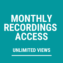 Monthly Recording Access Only
