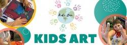 Kidi-Zen Art Class:  Art the the Ages Series
