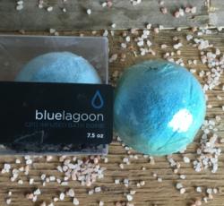 Blue Lagoon CBD Bath Bombs