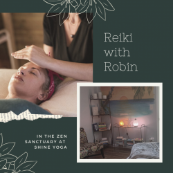 Reiki with Robin