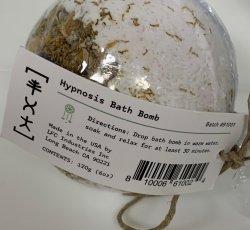 Life Flower-Bath Bomb- Hypnosis