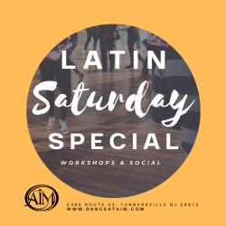 Latin Saturday Special