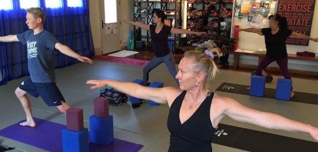 Yoga Studio in San Antonio, TX