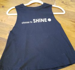 Choose to SHINE Tank