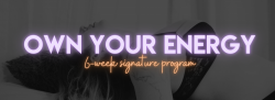 Own Your Energy Signature Program