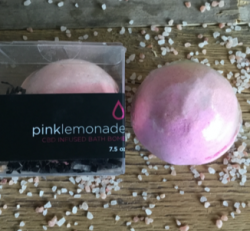 Pink Lemonade CBD Bath Bomb