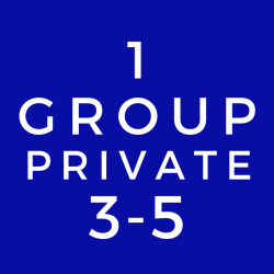 3-5 Person Group Private Lesson