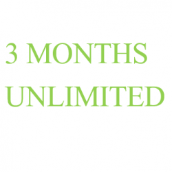 3 Month Unlimited Pass