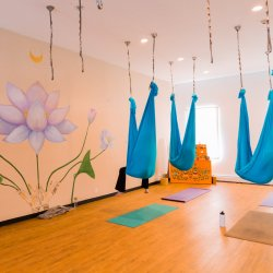 Aerial Yoga 1 Year Unlimited Class Card