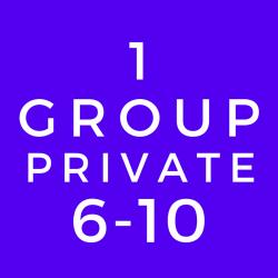 6-10 Person Group Private Lesson