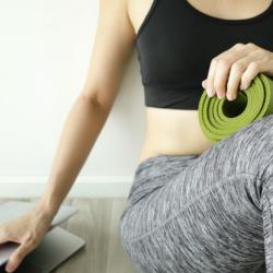 Online Fitness Class Membership