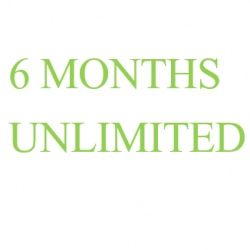 6 Month Unlimited Pass