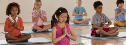 Tiny Tots Kids FALL Series 2020 (MONDAYS): Yoga & Mindfulness