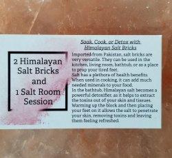 Salt Brick packs