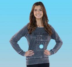 Sweatshirt: Release~Repair~Revive