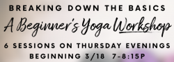 Breaking Down the Basics: A Beginner's Yoga Workshop