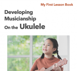 Developing Musicianship on the Ukulele by Zoe Henderson (PDF version with MP3's)