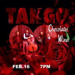 Valentine Milonga - 3 tickets