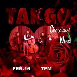 Valentine Milonga - 4 tickets