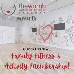 ** FREE TRIAL** MARCH 15 - 31 - Family Fitness and Activity Membership