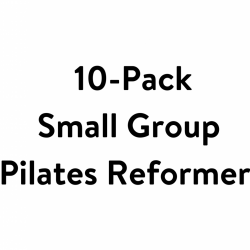 Group Class 10 Session Package
