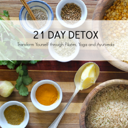 21 Day Detox: Pilates and Yoga Transformation