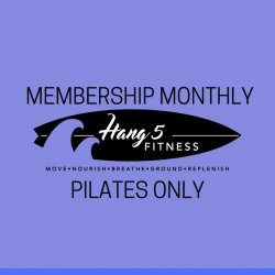 Pilates Reformer Only Unlimited Class Membership