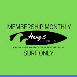 Surf Only Unlimited Class Membership