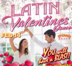 ADD-ON: Feb 14 V-Day Dance PER COUPLE  (9:30-1am)